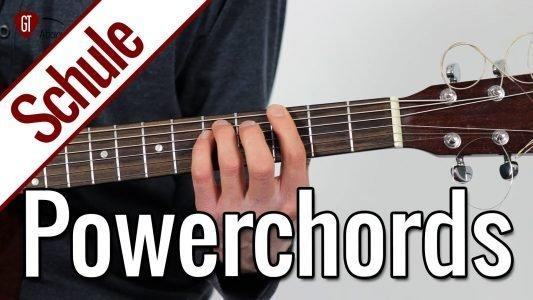 Powerchords | Gitarrenschule