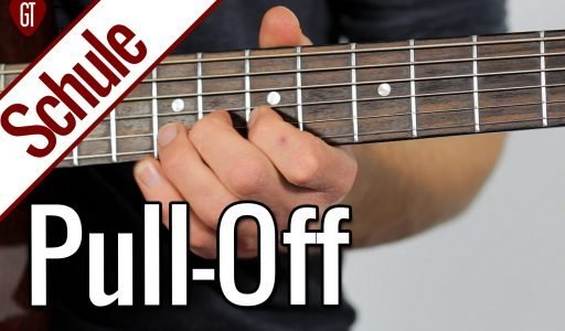 Pull-Off | Gitarrenschule