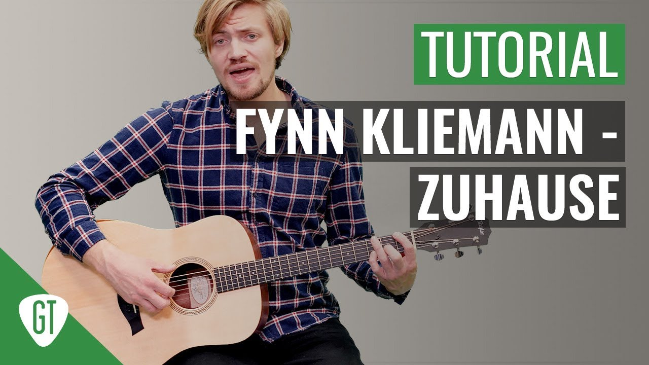 Fynn Kliemann – Zuhause | Gitarren Tutorial Deutsch