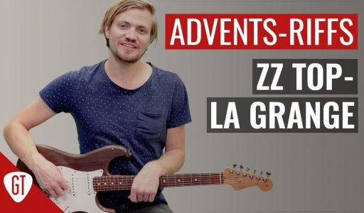 ZZ Top – La Grange | Adventskalender 1. Tür