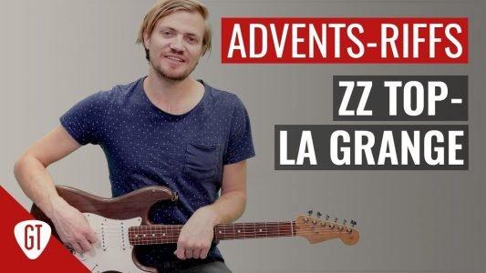 ZZ Top – La Grange | Adventskalender 1. Tür
