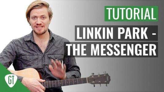 Linkin Park – The Messenger   Gitarren Tutorial Deutsch